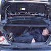 Витягли з багажного відділення