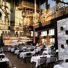 Стиль техно в оформлении ресторанных помещений