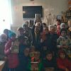 11 жовтня до районної бібліотеки для дітей завітали учні 5-а класу ЗОШ №3 з нагоди свята українського козацтва та Дня захисника  України.