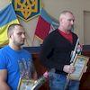 На сесії, що не відбулася депутати привітали з великим спортивним досягненням Артура Зальотова та його тренера Фелікса Колтакова (відео)