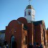 У Перемозі відкрито українську церкву (відео)