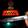 Таксист – інвалід вбив свого пасажира