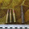 В Глухові з незаконного обігу поліцейські вилучили 300 грам пороху, чотири набої від нарізної вогнепальної зброї та багнет.