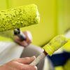 Переваги акрилових фарб при фарбуванні стін та стель