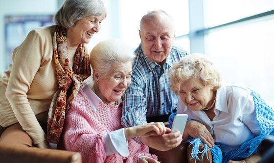 Современный дом престарелых - лучшее проживание для пожилых людей