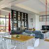 Сучасний дизайн інтер'єру спальні у стилі мінімалізм від дизайнера Ірини Карликової у Києві