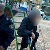 Ігри на дитячому майданчику закінчилося викликом поліції