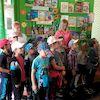 12 липня здійснив посадку Книжковий рейс «Дитячий садок—бібліотека»