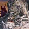 Невідомий звір наробив лиха Миколі Буряку