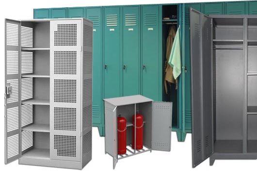 Где можно заказать удобные металлические шкафы секционного типа