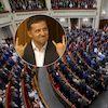 Андрій Деркач - на печі їсть калачі, а в цей час Рада ухвалила історичне рішення (відео)