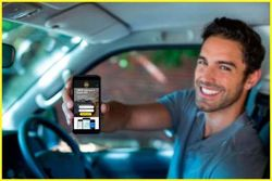 Инновационный сервис по перевозке людей для водителей