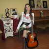 Акція в бібліотеці  до Дня української писемності і мови