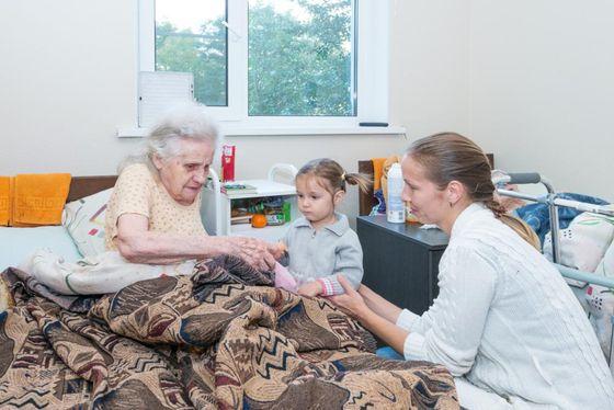 Частные дома престарелых в Украине