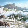 Уникальные картины с водными пейзажами