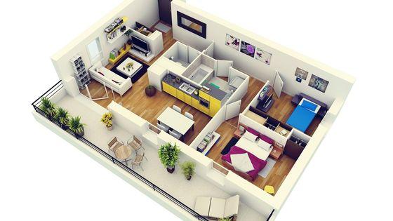 Как выбрать двухкомнатную квартиру в Луганской области?