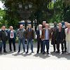 У Глухові біля пам`ятника Шевченка відзначили свято вишиванки