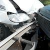 Аварія на перехресті вулиць Веригінська та Матросова