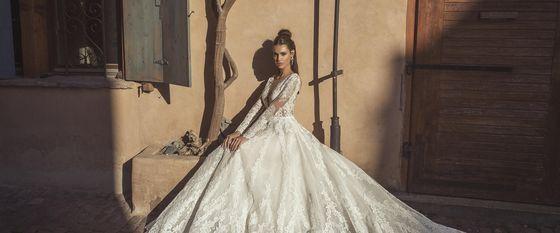 Изысканные свадебные платья в Одессе: купить новинки сезона
