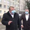 Голова Сумської ОДА перевірив ремонт дороги по вул. Пушкіна, відповів на запитання глухівчан + відео