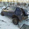 У Буринському районі в ДТП загинули двоє людей