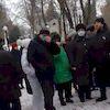 У Глухові та ще п`яти містах на Сумщині відбулися мітинги проти тарифів за комунальні послуги