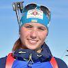 Анна КРИВОНОС – у топ-10 світового біатлону