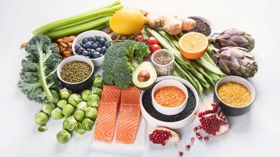 10 простых правил здорового питания