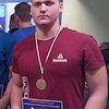 Студент з Глухова на Чемпіонаті області з армреслінгу  виборов призове місце
