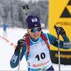 Анна Кривонос – у ТОП-10 на Кубку IBU