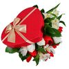 Романтический презент – цветы на 8 марта с доставкой в Харькове