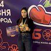 Глухівчанка здобула «бронзу» на чемпіонаті України з боксу