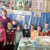 Першокласники завітали до сільської бібліотеки