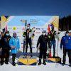 Глухівські біатлоністи зайняли призові місця на чемпіонаті України