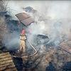 На Глухівщині вогнеборці приборкали масштабне загоряння сухої рослинності (відео)