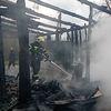 На Глухівщині вогнеборці ліквідували загоряння в житловому секторі (відео)