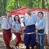 Фестиваль у Ворголі: двобої лицарів, майстер- класи, пролог до відродження  краю