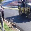 На стадіоні «Дружба» кипить робота по будівництву лижеролерної траси + відео
