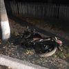 У Глухові сталося ДТП, під час якої травмувався мотоцикліст